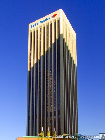 Photo of The Bank of America Plaza
