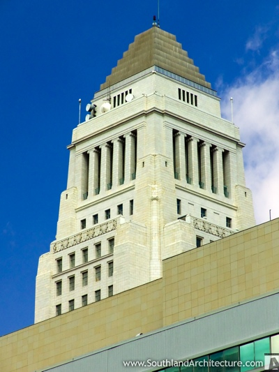 Photo of Los Angeles City Hall in Los Angeles, California