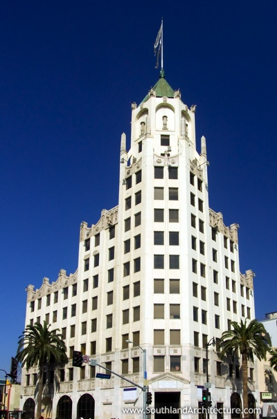 First National Bank of Hollywood in Los Angeles, California
