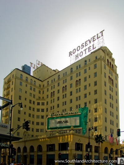 Hollywood Roosevelt Hotel: 7000 Hollywood Boulevard, Los