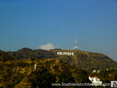 Photo of Hollywood Sign in Los Angeles, California