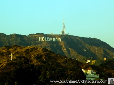 Photograph of Hollywood Sign
