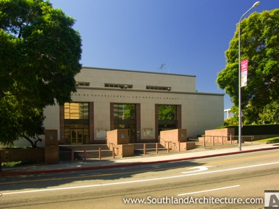 Photo of Kenneth Hahn Hall of Administration