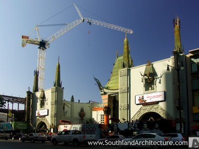 Photograph of Grauman's Chinese Theatre