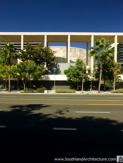 Photo of Mark Taper Forum in Los Angeles, California