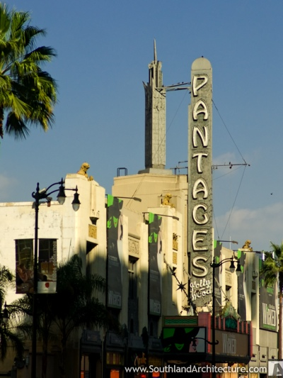 Photo of Pantages Hollywood Theatre