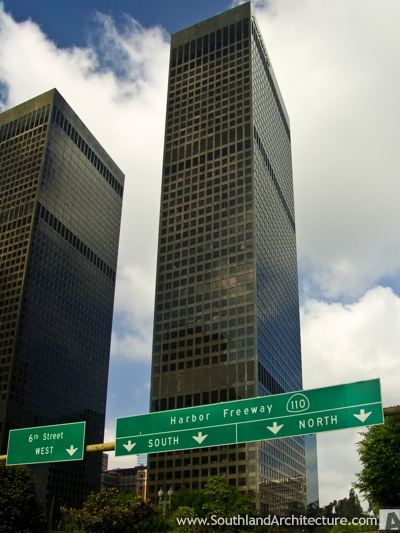 Photo of Paul Hastings Tower in Los Angeles, California