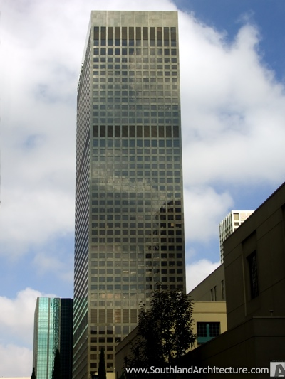 Photograph of Paul Hastings Tower
