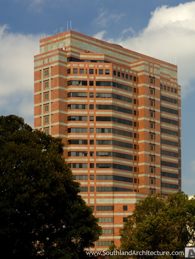 Photo of Edward R. Roybal Federal Building in Los Angeles, California