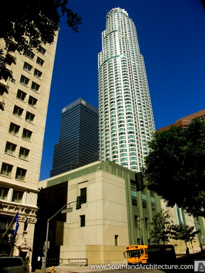Photo of U.S. Bank Tower in Los Angeles, California