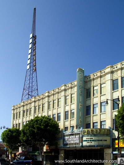 Photo of The Warner Pacific Theatre