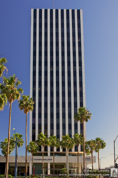 Photograph of California Bank and Trust Building
