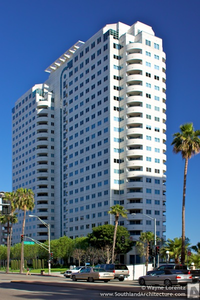 HarborPlace Tower in Long Beach, California