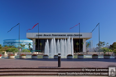 The Long Beach :Performing Arts Center in Long Beach, California