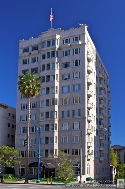 Photo of The Sovereign in Long Beach, California