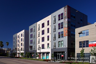 Photo of The Lofts at Promenade in Long Beach, California