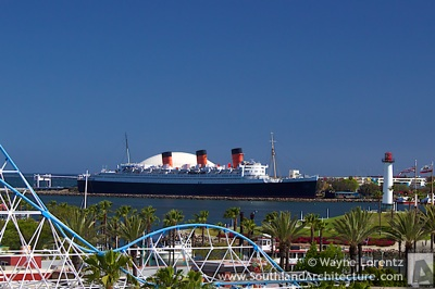 Photo of Hotel Queen Mary in Long Beach, California