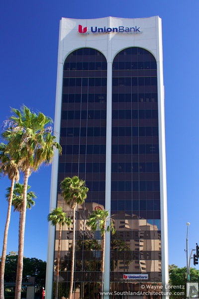 Photo of Union Bank Building in Long Beach, California