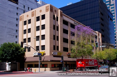 Photo of 801 South Flower Street in Los Angeles, California