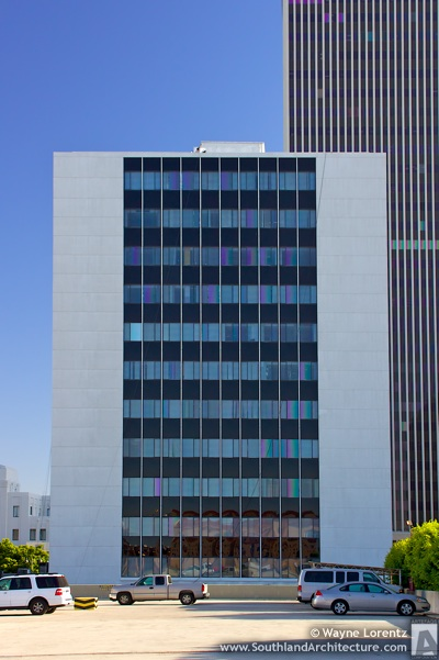 Central Plaza One in Los Angeles, California