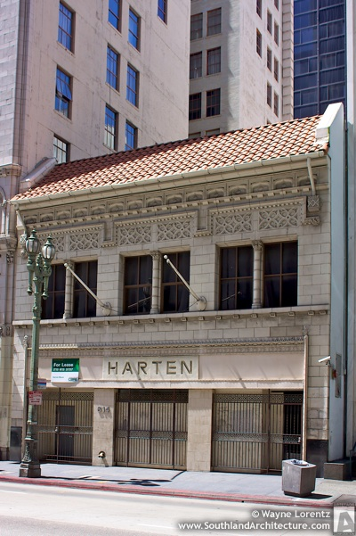 Photo of The Harten Building in Los Angeles, California