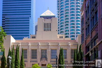 Photograph of Los Angeles Central Library