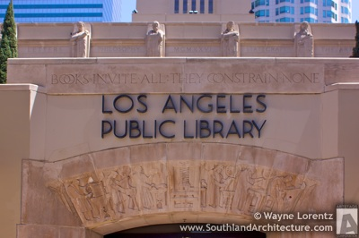 Photo of Los Angeles Central Library