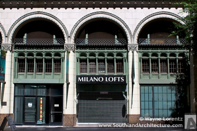Photo of Milano Lofts in Los Angeles, California
